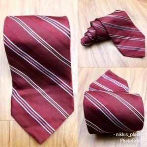 🌟3 For $25🌟Brooks Brothers Pure Silk Tie